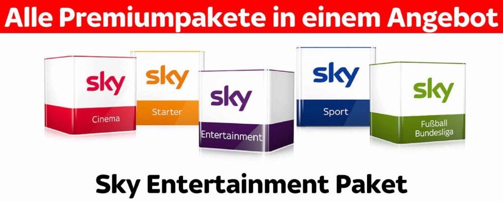 SKY Angebot 2018 - Oster-Sonderaktion