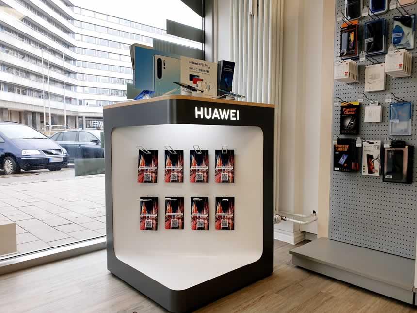 Aktuelle Huawei Smartphones im Handyshop Chemnitz