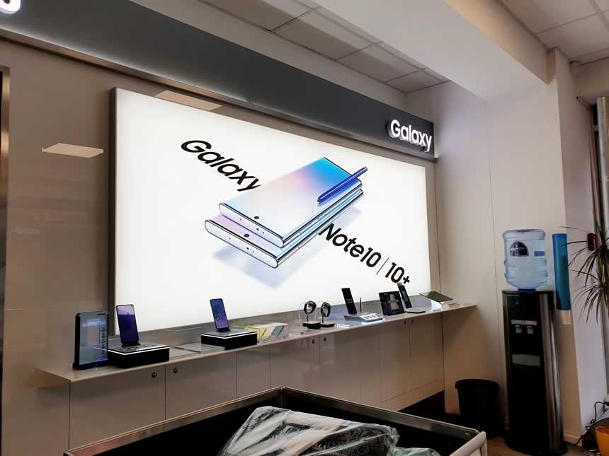 Aktuelle Samsung Galaxy Smartphones im Handyshop Chemnitz
