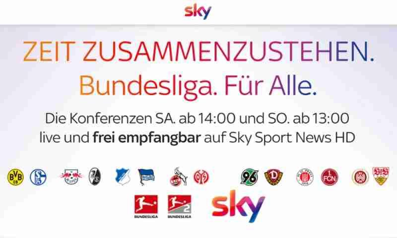 Sky Bundesliga-FreeTV